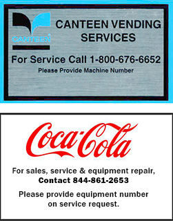 Contact Vending Auxiliary Services Northwestern University