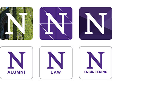 Northwestern university brand standards pdf