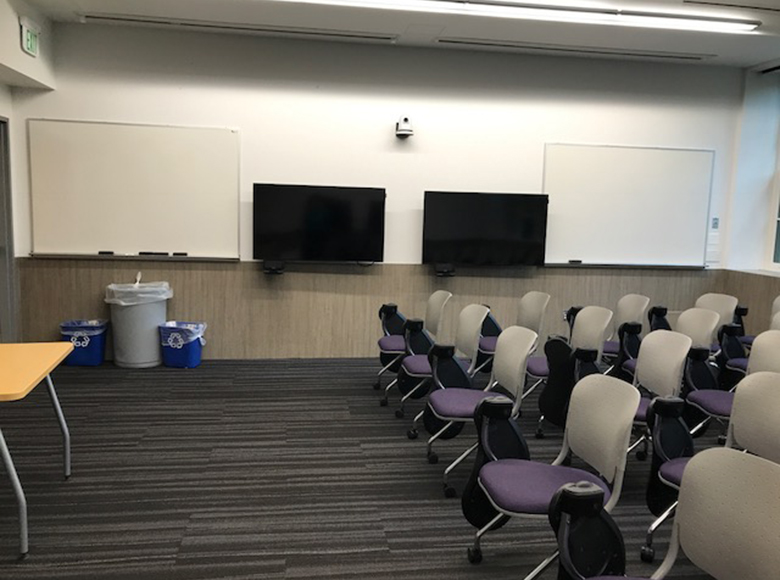 Kresge Room Reservation