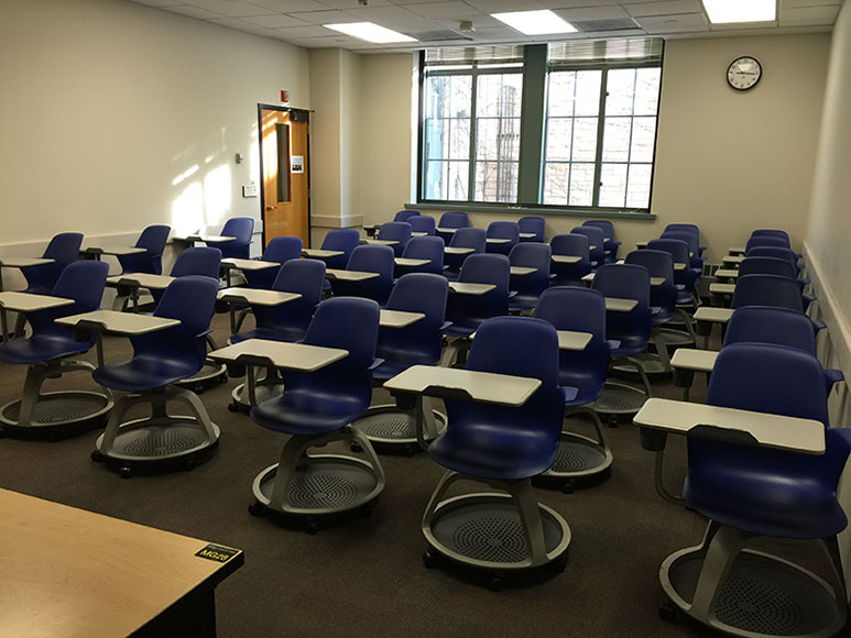 University Classroom Design Guidelines ~ Tech mg facilities northwestern university