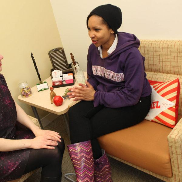 Health Service Evanston Northwestern Student Affairs