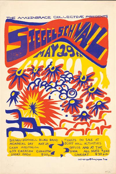 amazingrace posters  northwestern magazine