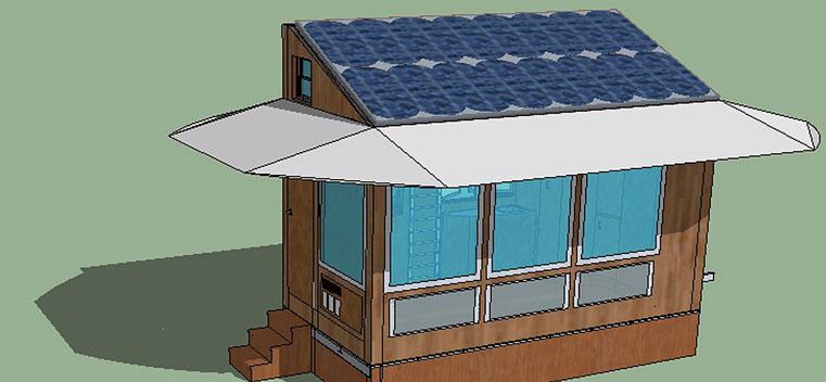 Tiny House Builders Think Big Northwestern Magazine