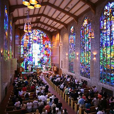 Alice Millar Chapel