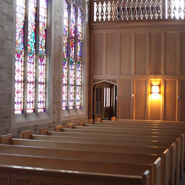 Jeanne Vail Chapel