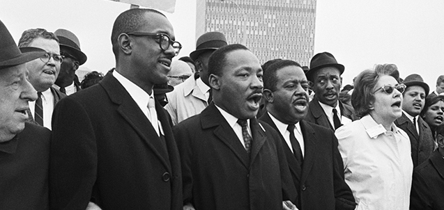 Martin Luther King Jr Holiday Banner