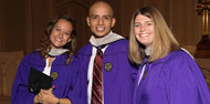 Summer Convocations at Northwestern