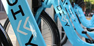 Divvy Bikes Coming