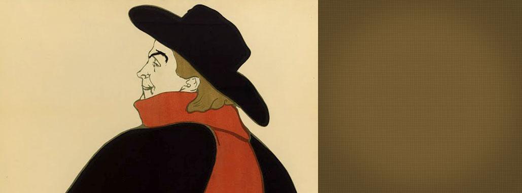 Lautrec painting
