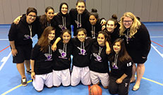 Women's Basketball Thrives at Northwestern University in Qatar