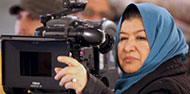 Visit by Leading Iranian Filmmaker