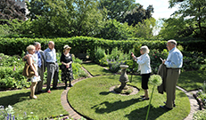 Shakespeare Garden Turns 100