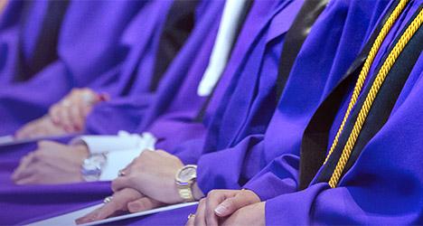NU-Q graduates