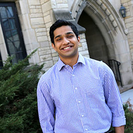 Yash Dhuri: New Student & Family Programs - Northwestern
