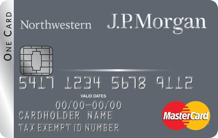 Credit Card Approval Process >> Northwestern Corporate Card: Procurement and Payment Services - Northwestern University