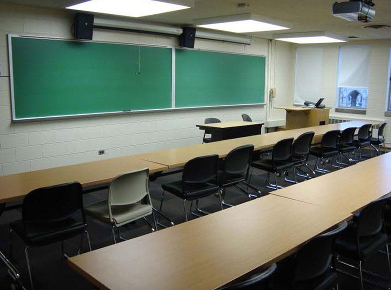 Classroom PKS 213