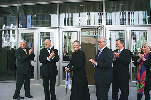 Dedication of the Lurie center