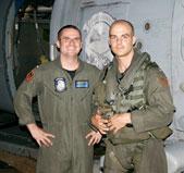Ryan Macpherson and Matthias Pope