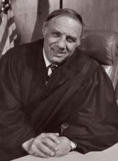 Gaspar Perricone in a Colorado courtroom