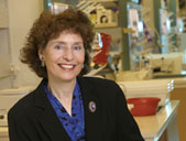 Mary Hendrix, Medical Research Institute Council Professor at the Feinberg School of Medicine and president and scientific director for the Children