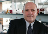 Samuel Stupp, Board of Trustees Professor of Materials Science, Chemistry and Medicine and director of Northwestern