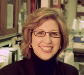 Teresa Woodruff, Thomas J. Watkins Memorial Professor of Obstetrics and Gynecology and director of the basic science program at the Lurie Cancer Center