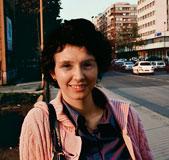 Azra Sisic Aljic in Tuzla, Bosnia
