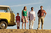 Production photo from <em>Little Miss Sunshine</em>
