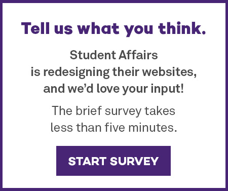 Tell us what you think, start our survey