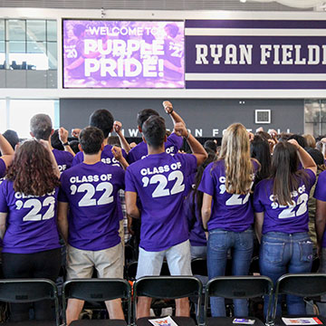 Northwestern is steeped in traditions that make it home to